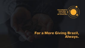 For a More Giving Brazil, Always
