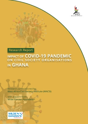 Impact of COVID-19 Pandemic on Civil Society Organisations in Ghana