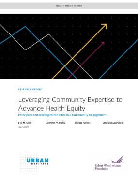 Leveraging Community Expertise to Advance Health Equity: Principles and Strategies for Community Engagement